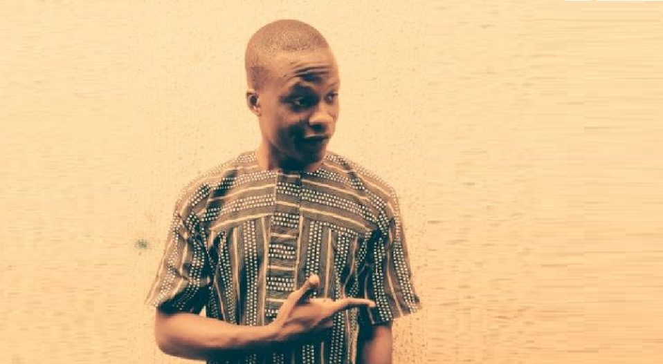 POET OF THE WEEK: AREMU ADAMS ADEBISI