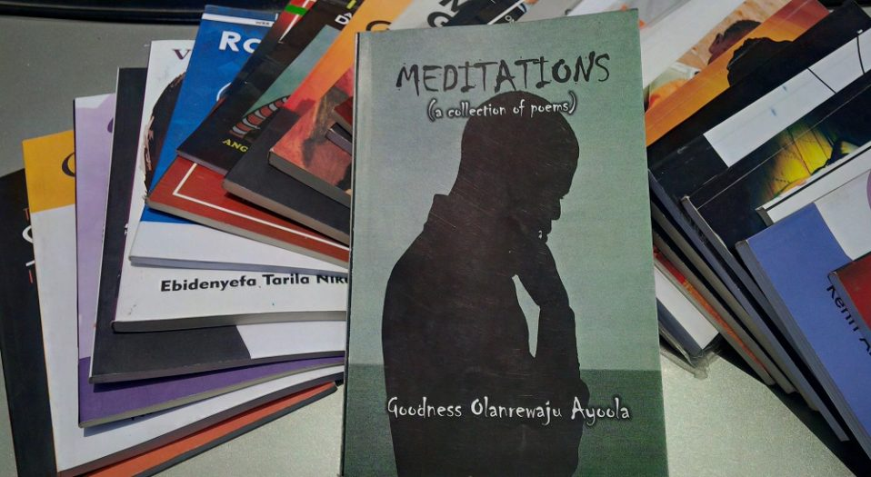 AYOOLA'S 'MEDITATIONS' USES POETRY TO TALK ABOUT POETRY – a review by Joseph Omotayo