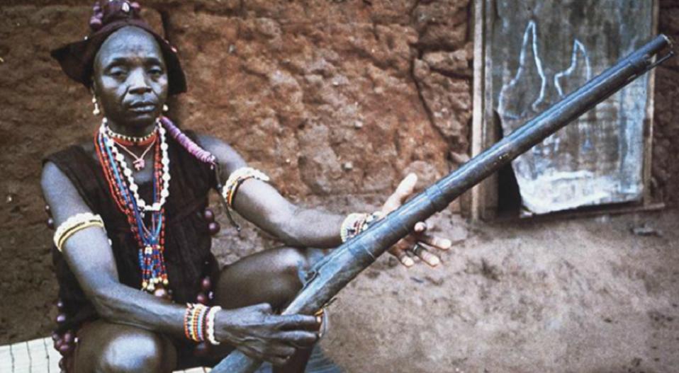 KURUNMI (an epic) by Ololade Akinlabi