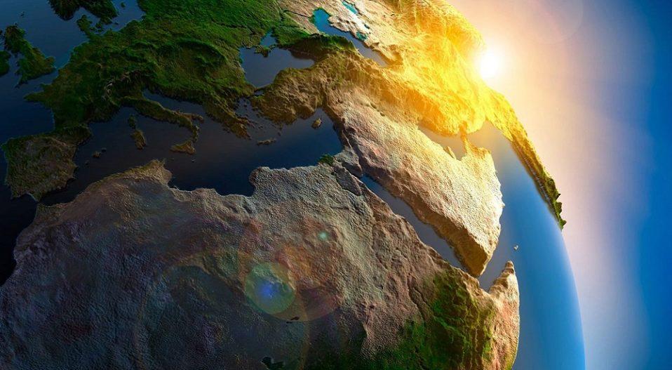 EARTH IS BEAUTIFUL by El Sane Ken Silencer