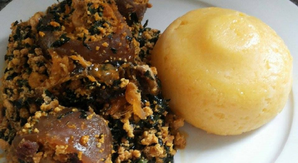 FOOD MAP by Promise O. Idemudia