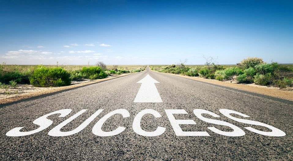 TOUGH ROAD TO SUCCESS by Gideon Abowha