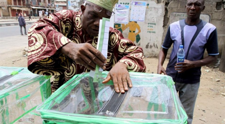 MONEY BECOMES ELECTION by Oluwaseyi Olatunji