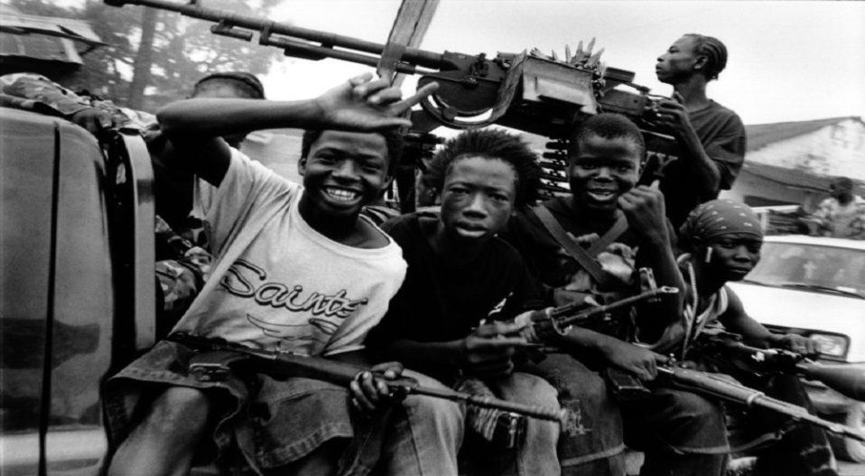 WAR by Ganiyu Mohi Adedare