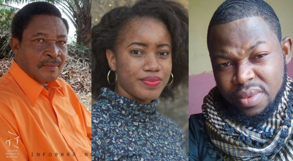 MEET THE JUDGES: ERIATA ORIBHABOR POETRY PRIZE 2017