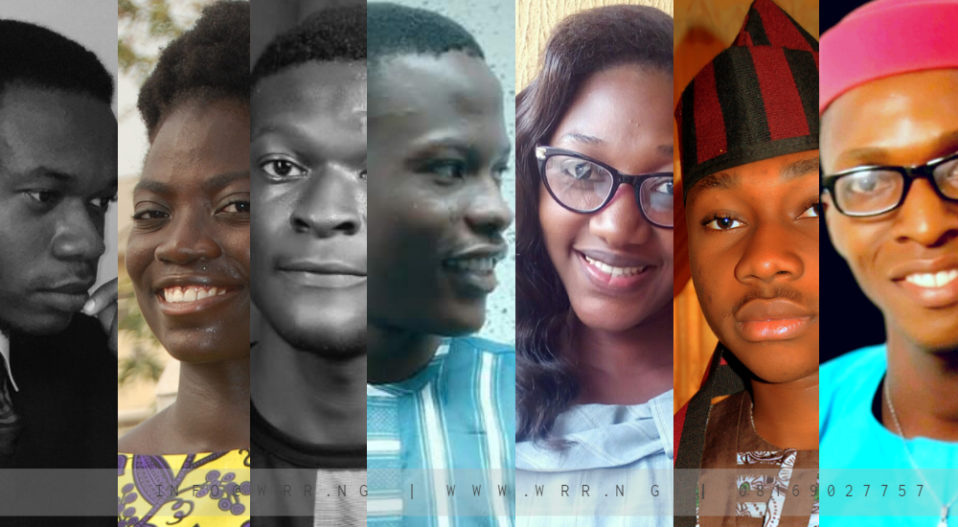 WRR GREEN AUTHOR PRIZE 2017: 9 NIGERIAN WRITERS WIN PUBLISHING CONTRACTS