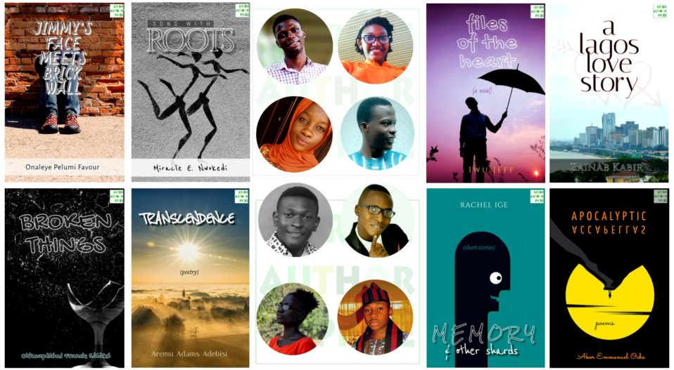 GREEN AUTHOR PRIZE: WRR PUBLISHES 8 NEW NIGERIAN AUTHORS