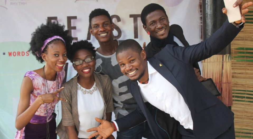 'TELLING OUR STORIES': FEAST OF WORDS 2018 HOLDS DEC 1 IN IBADAN