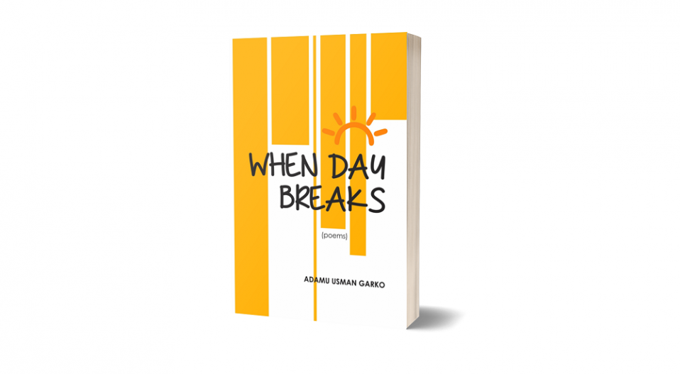 REVIEW: GARKO'S WHEN DAY BREAKS FEELS CO-AUTHORED BY AUTHOR AND READER; THE ELEGANT POEMS 'LEAVE THE READER BEGGING FOR MORE'