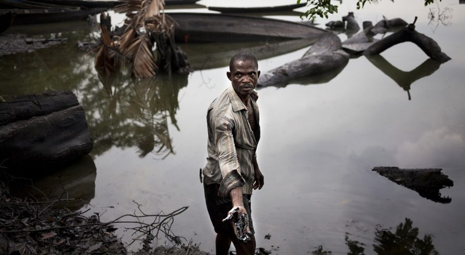 MUTED CRIES OF NIGER DELTA (POEM BY NIMI NISAKPO)