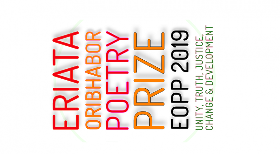 CALL FOR ENTRIES: ERIATA ORIBHABOR POETRY PRIZE (EOPP 2019)