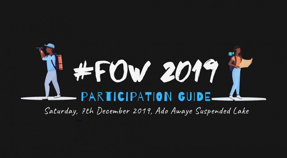 #FOW2019: PARTICIPATION GUIDE