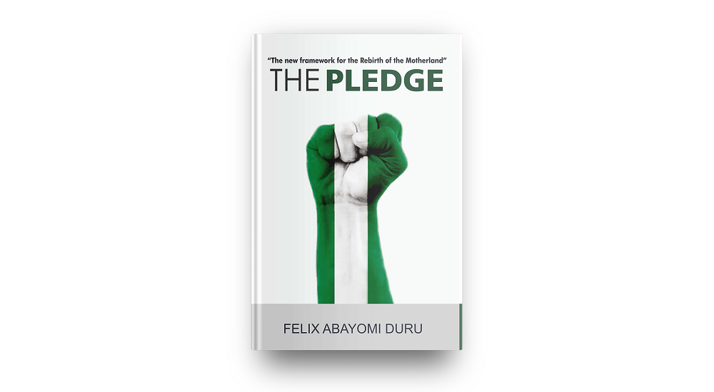 REVIEW: IN 'THE PLEDGE', FELIX DURU SHOWS THAT WHAT TIES US TOGETHER AS A NATION IS MORE THAN WHAT SEPARATES US