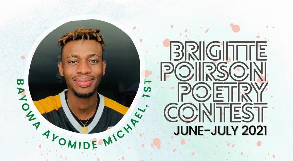 BPPC 2021: BAYOWA AYOMIDE MICHAEL EMERGES APRIL / MAY WINNER